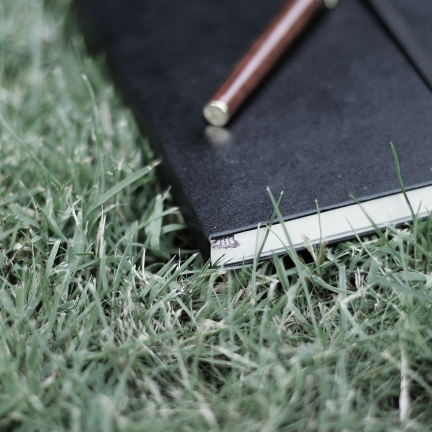 notebook_pen_grass_herbs_54705_3840x2160-5