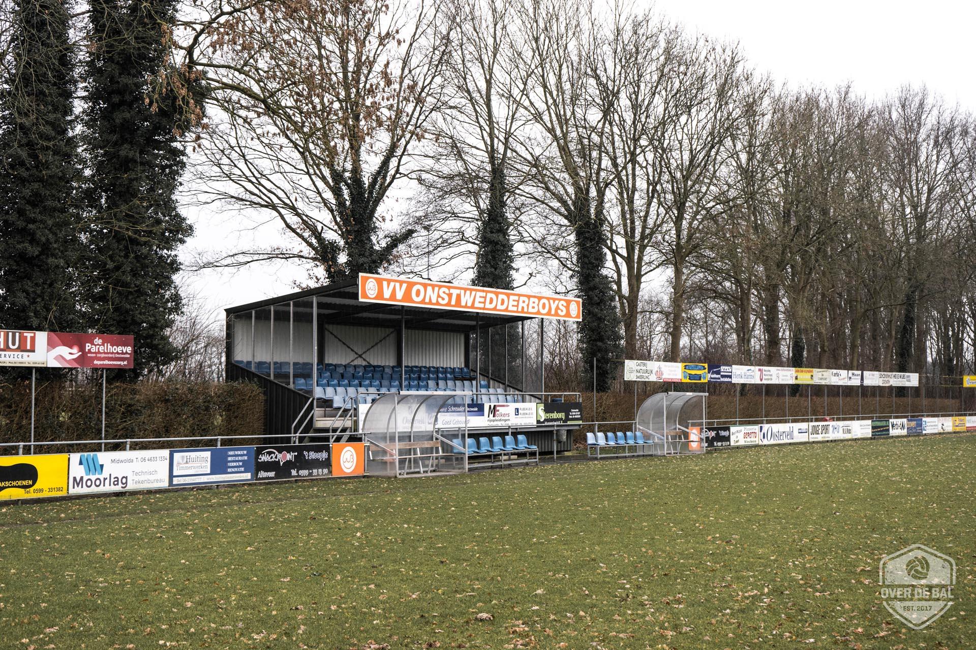 Sportpark de Boskamp VV Onstwedderboys